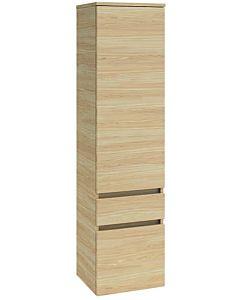 Villeroy & Boch armoire Legato B72901VJ 40x155x35cm, articulée à droite, Nordic Oak