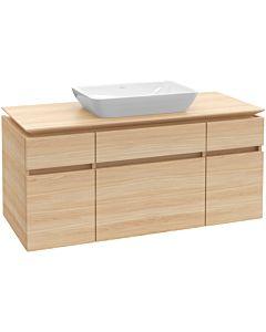 Villeroy & Boch Legato Waschtischunterschrank B70700VJ 120x55x50cm, Nordic Oak