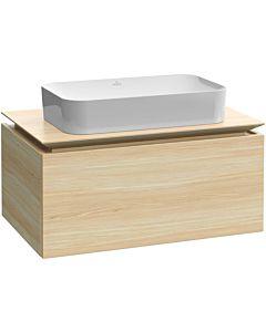Villeroy & Boch Legato Waschtischunterschrank B73700VJ 80x38x50cm, Nordic Oak