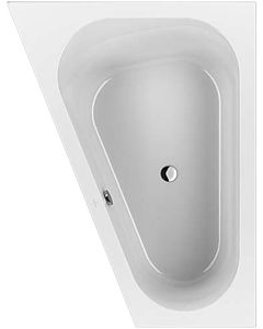 Villeroy & Boch Baignoire Loop & Friends BA175LFO9LIV0 Oval , 175 x 135 cm, gauche, blanc