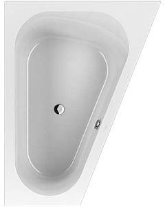 Villeroy and Boch Loop & Friends BA175LFO9REV01 bathtub oval, 175 x 135 cm, right version, white
