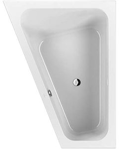Villeroy & Boch Loop & Friends bathtub BA175LFS9LIV01 square, 175 x 135 cm, left, white
