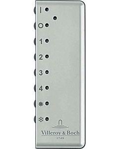 Villeroy und Boch Finion Fernbedienung G9990200 4x1x11,5cm, mit Halterung