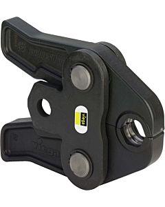 Viega Pressbacke 461928 28mm, Stahl phosphatiert, für PT 2