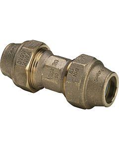 Viega Kupplung Maxiplex 9041 32 mm, Rotguss
