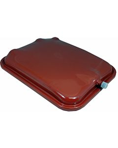 Wolf expansion tank 202000099 for GU / GG / GB, 12 liters