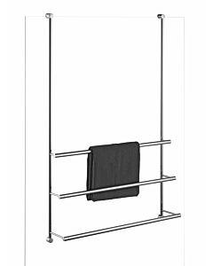 Giese Server Badetuchhalter 30854-02 chrom, für Glasduschen