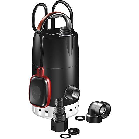 Grundfos Unilift Kellerentwässerungspumpe 96280968 CC 7 A1, 0,38 kW, mit Schwimmerschalter