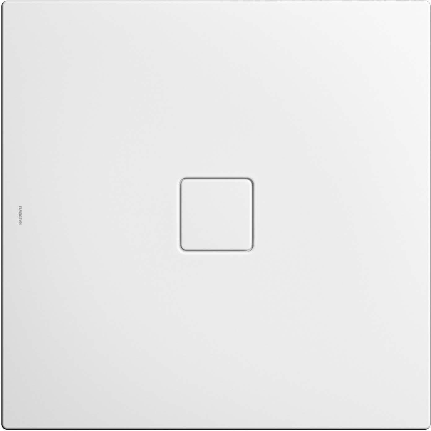 Kaldewei Conoflat Duschfläche 20 20 x 20 cm, weiss ...