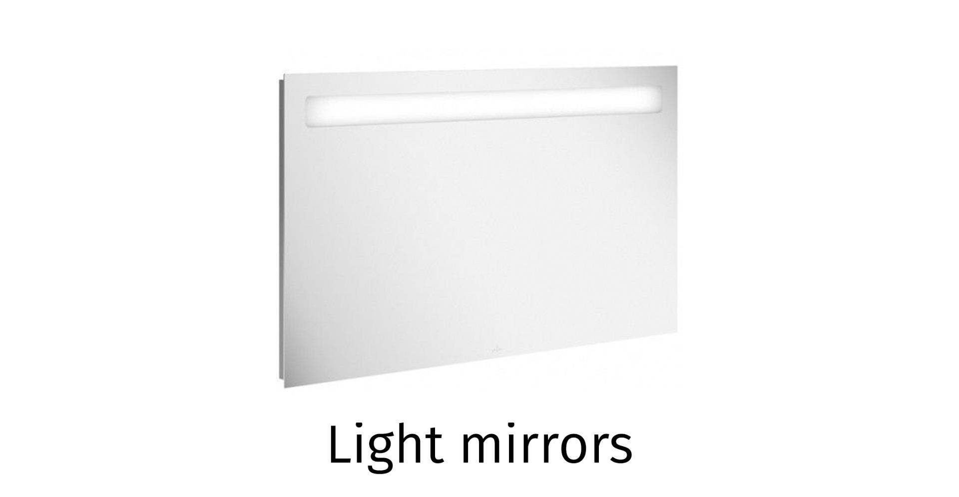 Light mirrors