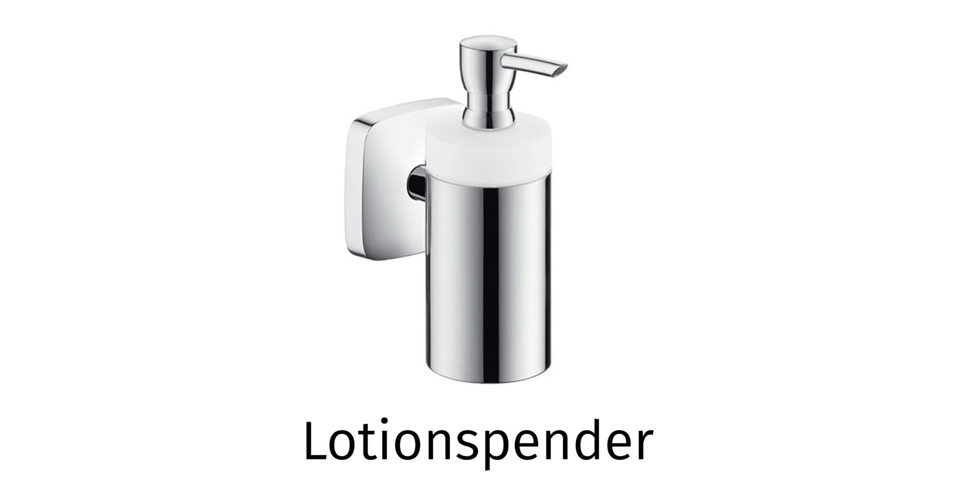 Lotionsspender