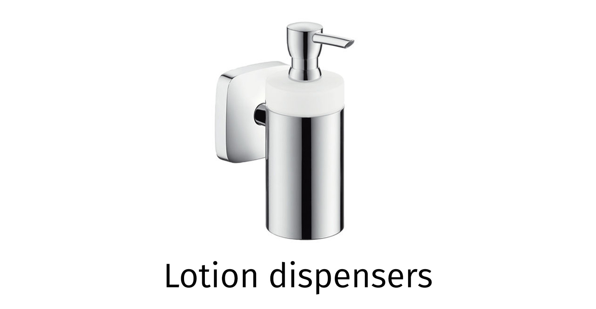 Lotion dispensers