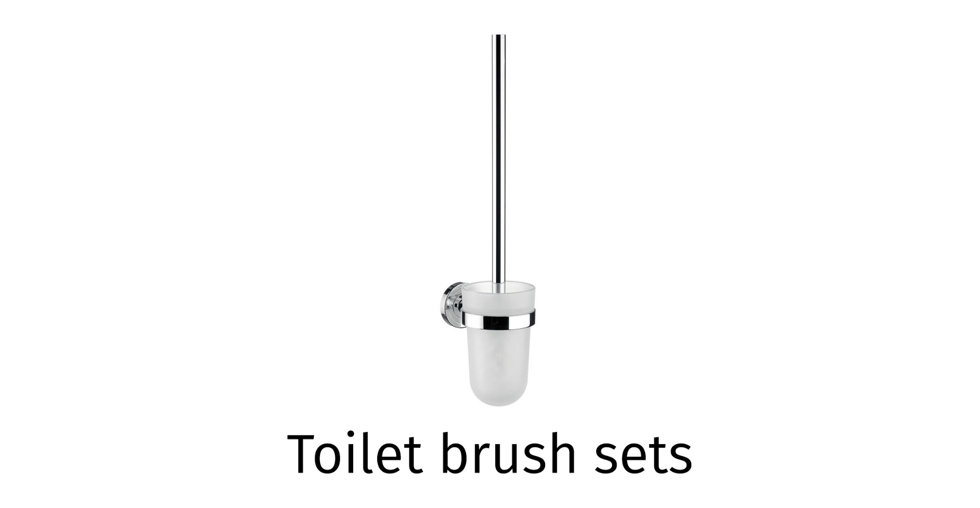 Toilet brush sets