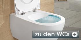 Spülrandlose WCs: Beste Hygiene dank innovativer Spülung.