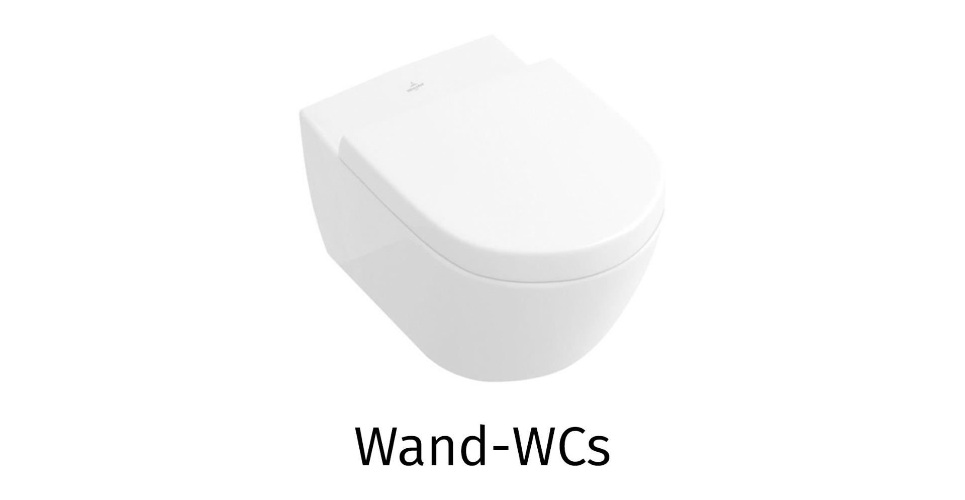 Wand-WC