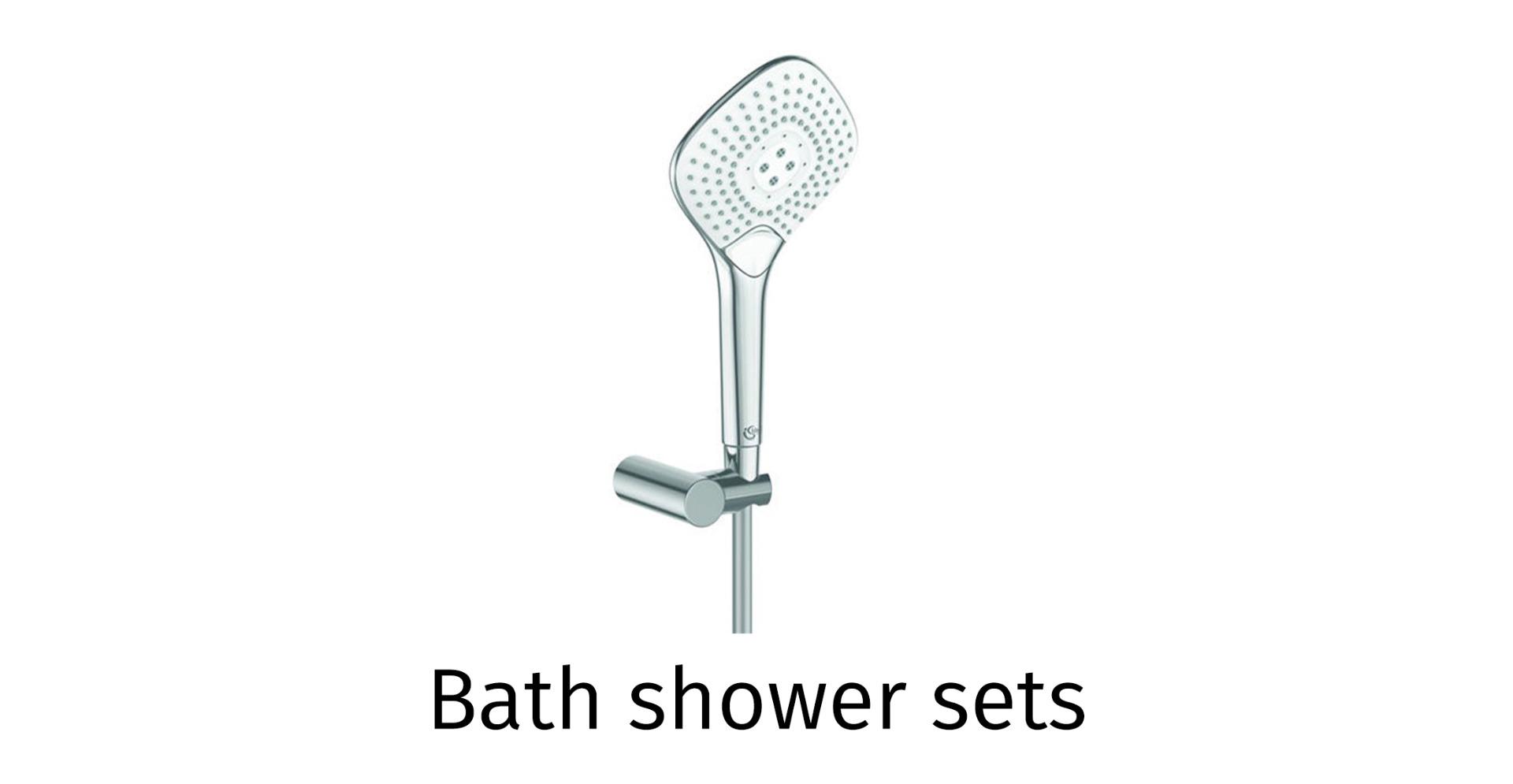 Bath shower sets