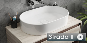 Neu: Ideal Standard Strada II Badkeramik.