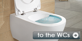 Rimless toilets: Best hygiene thanks to innovative rinsing.