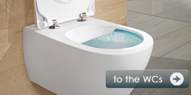 Rimless toilets: Best hygiene thanks to innovative rinsing.